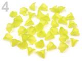 Kala - korálek - zelená