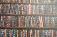Knihovna - fotokarton