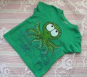 Zelené s chobotnicí kr.92