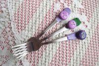 Vidličky - MAKRONKY