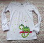 Zelený chameleon dr. 122
