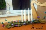 Adventní dekorace - tvoříme s dětmi - 304457 -