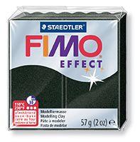 FIMO efekt černá perleťová 57g STAEDTLER FIMO