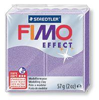 FIMO efekt lila perleťová 57g STAEDTLER FIMO