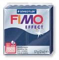 č.38 FIMO efekt - metalická safírová
