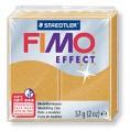 č.11 FIMO efekt - metalická zlatá