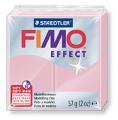 č.205 FIMO efekt - pastel růžová růže