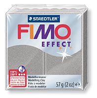 FIMO efekt stříbrná perleťová 57g STAEDTLER FIMO