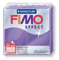 č.604 FIMO efekt - transparentní fialová
