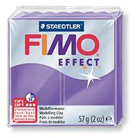 FIMO efekt transparentní fialová 57g STAEDTLER FIMO