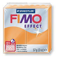 FIMO efekt transparentní oranžová 57g STAEDTLER FIMO