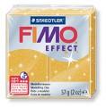 č.112 FIMO efekt - zlatá se třpytkami