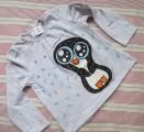 Zvětšit fotografii - Srdeční tučňák