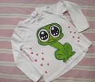 Zvětšit fotografii - Srdeční žabka princezna