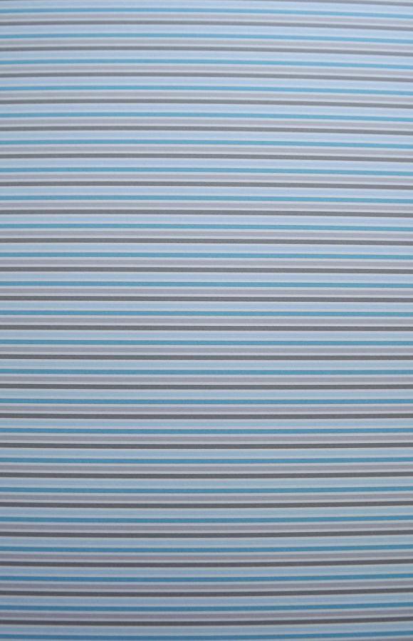 Fotokarton - papír, potisk proužky modré, hnědé, bílé, oboustranný 300g - vhodný na scrapbook, cardmaking, koláže, A4, rozdílné strany,modrobílý, pruhovaný