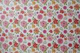 Fotokarton - papír, potisk květiny, oboustranný 300g - vhodný na scrapbook, cardmaking, koláže, A4, rozdílné strany,kytky, růže, růžičky