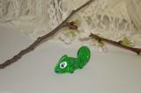 Zelený chameleon 1.