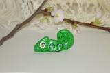 Zelený chameleon 2.