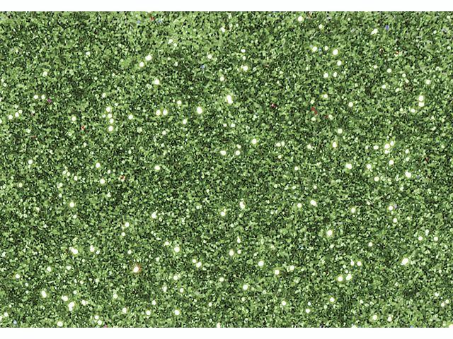 Jemné třpytky zelené knorr prandell
