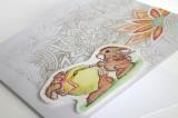 """Velikonoční králíčci malující vajíčko Veronika """"Tanísek"""" Kocková"""