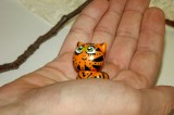 Zvětšit fotografii - Tygří kočka