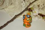 Zvětšit fotografii - Oranžová listnatá kočka