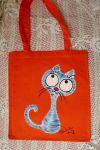 Kočičky - tašky