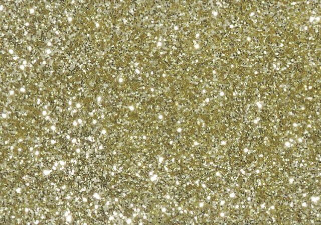 Jemné třpytky zlaté knorr prandell