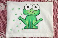 Povlak žába
