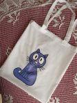 Třpytivé kočky - tašky
