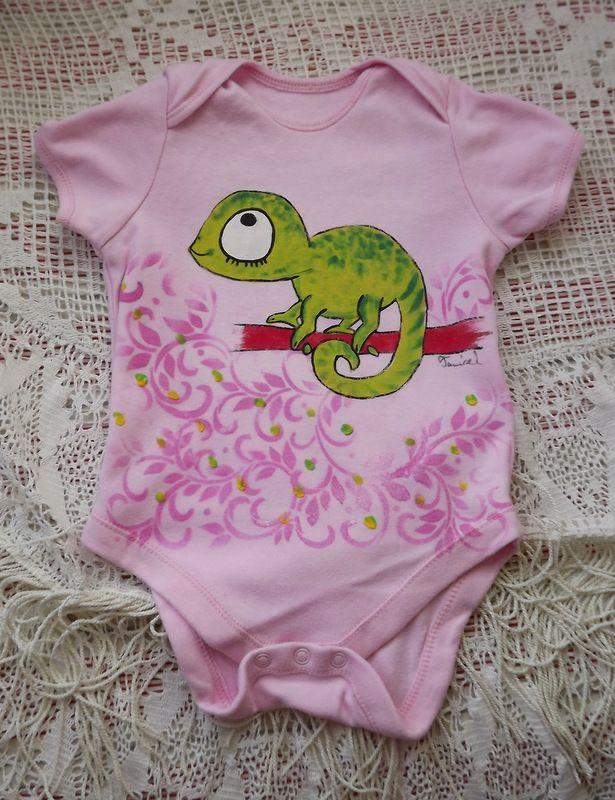 """Chameleon na růžové - body kr.80 Veronika """"Tanísek"""" Kocková"""