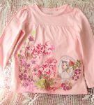Růžová Dívka s růžemi dr. 98