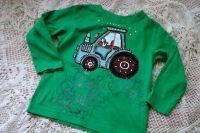 Traktor 98 zelený