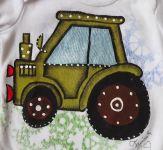 "Traktor - body dr 62 Veronika ""Tanísek"" Kocková"